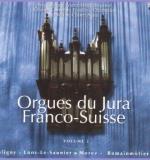 Orgues du Jura franco suisse vol.2